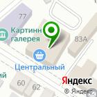 Местоположение компании Минусинские информационные технологии