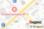 Схема проезда до компании Минусинская оптика в Минусинске