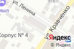 Схема проезда до компании 20-й в Минусинске