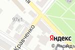 Схема проезда до компании Торгтехника в Минусинске