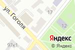 Схема проезда до компании Единая Россия в Минусинске