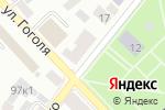 Схема проезда до компании Краевой центр подготовки кадров строительства, ЖКХ и энергетики, КГАУ в Минусинске