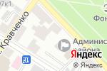 Схема проезда до компании Власть труда в Минусинске