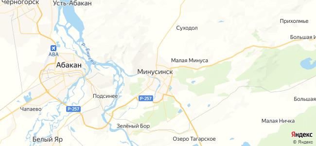11а автобус в Минусинске
