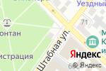 Схема проезда до компании Лео в Минусинске