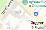 Схема проезда до компании Семена Минусинск в Минусинске