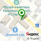 Местоположение компании Садко