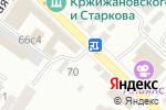 Схема проезда до компании Киоск по продаже цветов в Минусинске