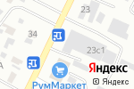 Схема проезда до компании Мастер в Минусинске