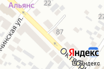 Схема проезда до компании Антикварная лавка в Минусинске