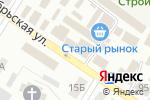 Схема проезда до компании Пятница в Минусинске