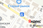 Схема проезда до компании Лига Пресс в Минусинске