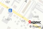 Схема проезда до компании Оникс в Минусинске