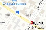 Схема проезда до компании Избирательный участок №546 в Минусинске