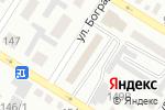 Схема проезда до компании Отдел судебных приставов по г. Минусинску в Минусинске