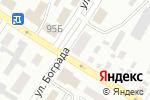 Схема проезда до компании Мебель для Вас в Минусинске