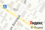 Схема проезда до компании Мебель Лидер в Минусинске