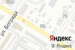 Схема проезда до компании Магазин ритуальных товаров в Минусинске
