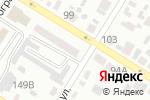 Схема проезда до компании Почтовое отделение №2 в Минусинске