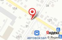 Схема проезда до компании Встреча в Минусинске
