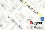 Схема проезда до компании Отдел ГИБДД в Минусинске