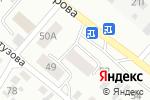 Схема проезда до компании Мандарин в Минусинске