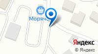 Компания Автостоянка на ул. Левый берег красноярского водохранилища на карте