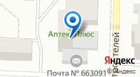 Компания Магазин посуды на карте