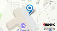 Компания Дивный на карте