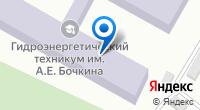 Компания Дивногорский гидроэнергетический техникум на карте