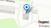 Компания Батон на карте