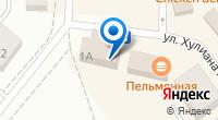Компания Верония на карте
