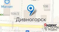 Компания Tele2 на карте