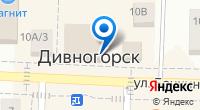 Компания Книголюб на карте
