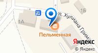 Компания Компания по производству дверей и окон на карте