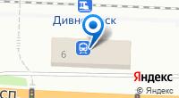 Компания Железнодорожный вокзал на карте