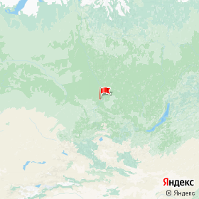 Weather station KRASNOYARSK in Polyot, Krasnoyarsk Territory, Russia
