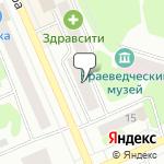 Магазин салютов Лесосибирск- расположение пункта самовывоза
