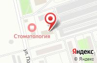Схема проезда до компании Редакция газеты  в Лесосибирске