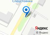 Абажур-Промальп-Красноярск на карте