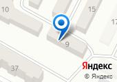 Строящийся жилой дом по ул. Посадская (Емельяново) на карте