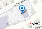 Емельяновский детский сад №6, Золотой петушок на карте