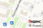 Схема проезда до компании Почта Банк, ПАО в Емельяново
