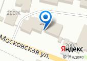 Емельяновские Электрические Сети, МУП на карте