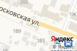 Схема проезда до компании Магазин фруктов и овощей в Емельяново