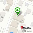 Местоположение компании Магазин бижутерии в Кооперативном переулке