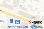 Схема проезда до компании Qiwi в Емельяново