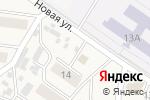 Схема проезда до компании Мастерская по изготовлению ключей в Емельяново