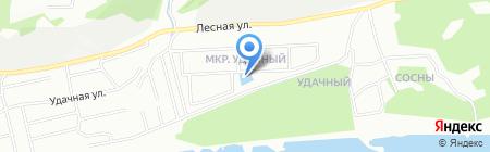 Mon Plaisir на карте Красноярска