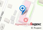 Емельяновская центральная районная больница на карте